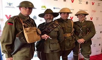 第5届澳大利亚军事电影节征片截止!