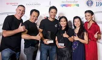 曼谷第9电影节国际征片即将截止!